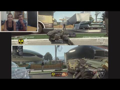 Révo défi une fille sur Call Of Duty !!