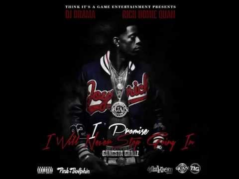 Rich Homie Quan - I Fuck Wit You Girl (clean) video