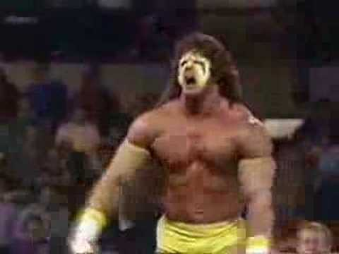 Ultimate Warrior - Unstable Video Video