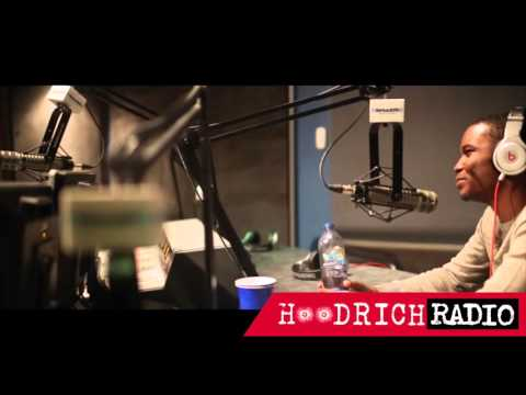 Nick Grant on Hoodrich Radio with DJ SCREAM
