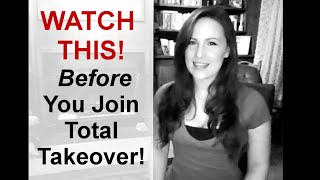 [Total Takeover Is Here! Join Top Leader In Total Takeover Today] Video