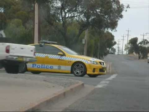 NSW POLICE HIGHWAY PATROL VE SS HOLDEN