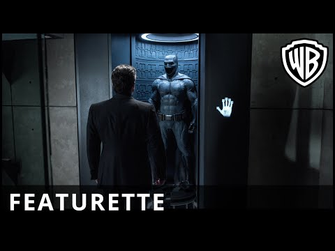 Batman V Superman: Dawn Of Justice – Batman Featurette - Official Warner Bros. UK