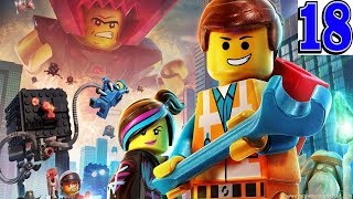 Let´s play The Lego Movie Videogame #18 (German)