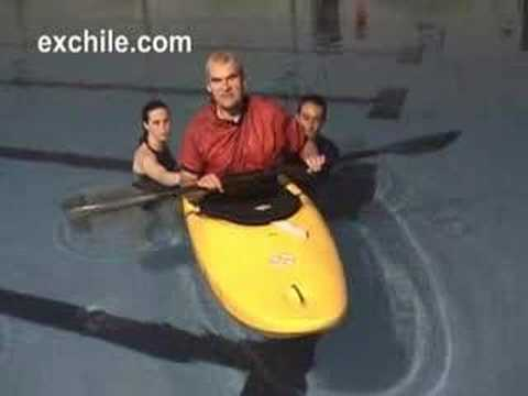 Twist and Slice Kayak Roll Identifier. Video