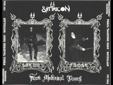 Satyricon  Dark Medieval Times [full album]