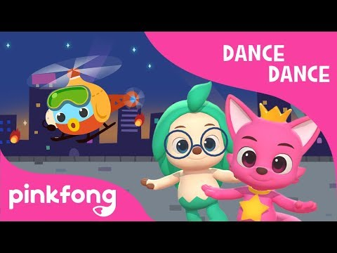 Helicopter | Dance Dance | Nursery Rhyme | Pinkfong Songs for Children
