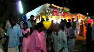 Kurichithanam night perunal 2011
