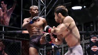 Fight Replay: Hiromasa Ogikubo vs. Nkazimulo Zulu