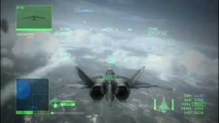 Ace Combat 6: Fires of Liberation Mission 2 (Vitoze Aerial Defense)