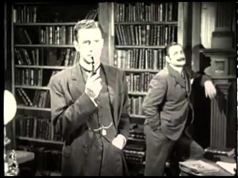 Sherlock Holmes tv Series 1954 Sherlock Holmes Original 1954