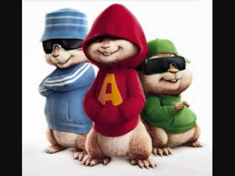 The Lazy Song - Bruno Mars - Chipmunks video