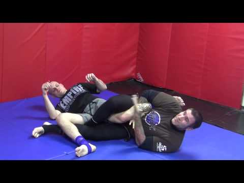 X-Guard Sweep to Leg Lock technique - 10th Planet Jiu JItsu Rochester Image 1