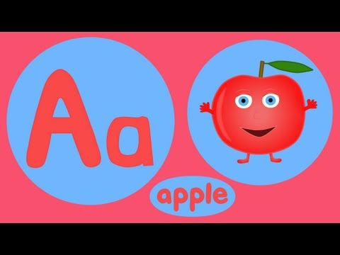 Phonics Song 2 (new version)