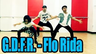 GDFR - Flo Rida Dance | @MattSteffanina ft Bailey & Kenneth (B-day Shout Out)
