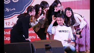 Download Lagu NGAKAK PARAH!!! Kelakuan fans Eve JKT48 Team T di #JKT48CircusPurwokerto Gratis STAFABAND