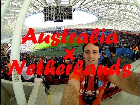 Australia x Netherlands - Beira Rio Stadium - 2014 Brazil World Cup