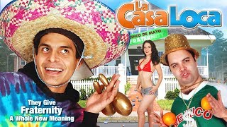 "A Small Town College Adventure - ""La Casa Loca"" - Full Free Maverick Movie"