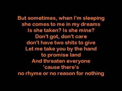 Eminem - Rhyme Or Reason (lyrics) video