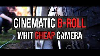 04. CINEMATIC B-ROLL shot on Canon Legria HF R806 / Vixia HF R800 | Average Filmmaker