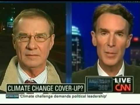 Patrick J. Michaels discusses Climategate on CNN