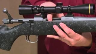 Nosler Custom Bolt-Action Rifle