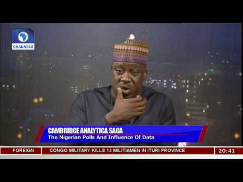 Deal With Data Firm To Manipulate 2015 Election Pt.1 |Politics Today|