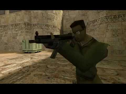 Retro: Counterstrike 1.6 Movies - accelerated streamarenacup