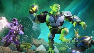 Disney Infinity: Marvel Super Heroes (2.0 Edition) - Green Goblin Spotlight