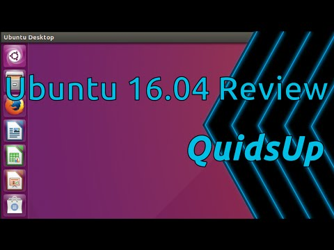 Ubuntu 16.04 LTS Review