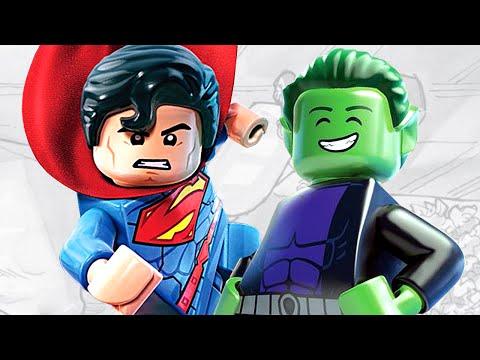 ТОП 10 Персонажей - LEGO Batman 3: Beyond Gotham