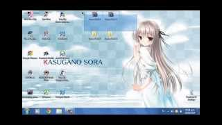 temas anime windows 7