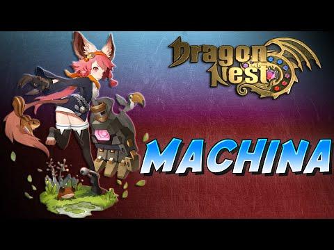 New Character Dragon Nest Dragon Nest Machina New