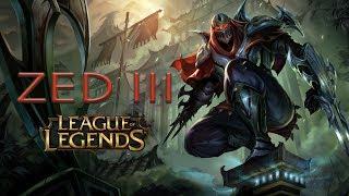 League of Legends Zed 3