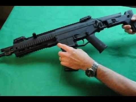 Bushmaster ACR 5.56 Rifle - Features and review