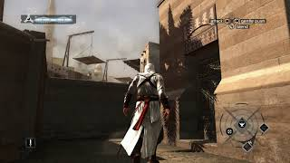 Let's Play Assassin's Creed: Director's Cut Edition (DX10) in VR with Vorpx