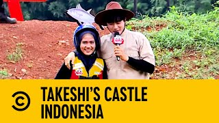 """He's The Indonesian Steve Irwin"" 