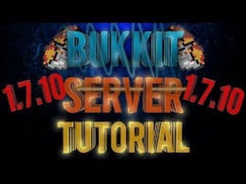 How to make 1.7.2 - 1.8 Minecraft server! (Bukkit)