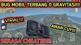 VIRAL!!! BUG MOBIL TERBANG 0 GRAVITASI DI FREE FIRE || FRRE FIRE INDONESIA