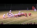 9-3-10 - Skyler Seewald extends the Brush lead (Brush 27, Fort Morgan 0)
