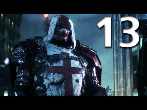 Arkham Knight Official Walkthrough - Part 13 - Batman's Succesor