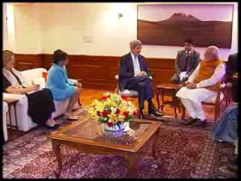 John Kerry's visit conclude, India-US stress strategic ties
