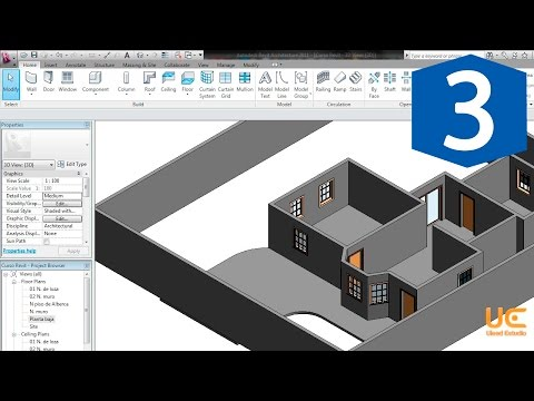 Revit Sesión 3 | Pisos y superficies