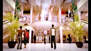 Shopping Mall Walkthrough