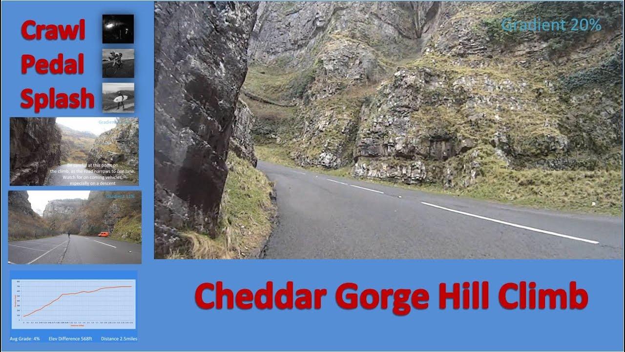 Cheddar Gorge Hill Climb