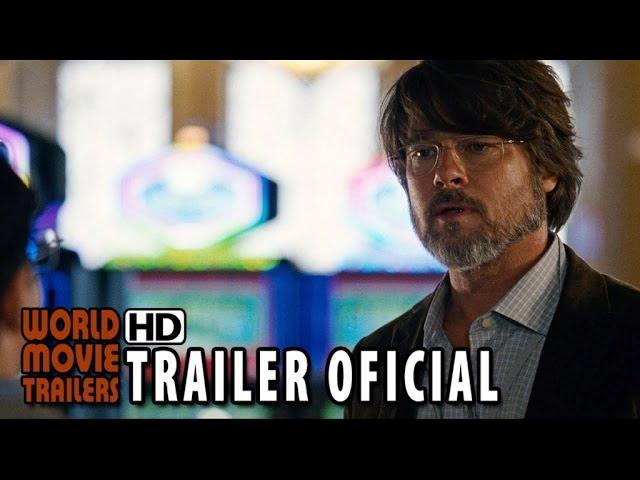 A Grande Aposta Trailer Oficial (2016) - Brad Pitt, Christian Bale [HD]