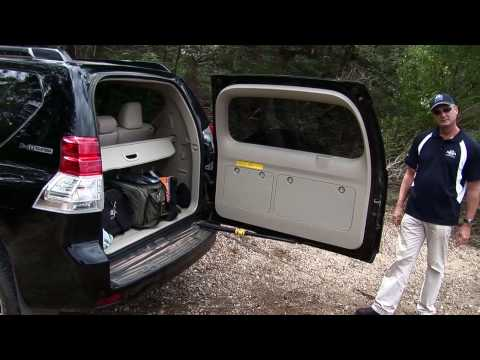 2010 Toyota Prado Video Car Review - NRMA Drivers Seat