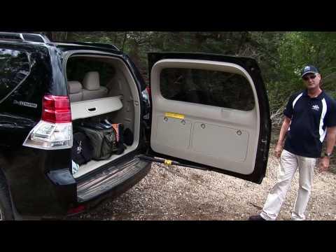 2010 Toyota Prado Video Car Review - NRMA Drivers Seat