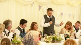 Very Funny Father of the Bride Speech