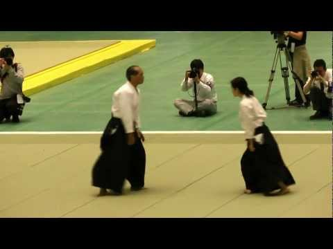 Hiroshi Tada at The 50th All Japan Aikido Demonstration Image 1